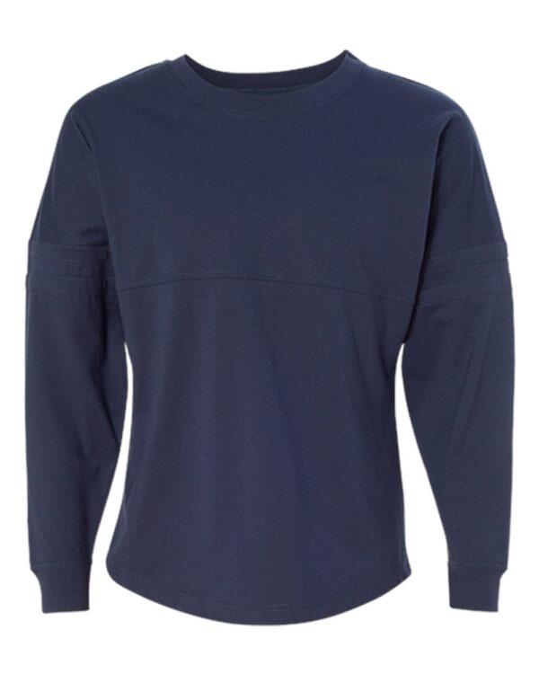 Boxercraft Jersey Pom Pom Long Sleeve T-Shirt