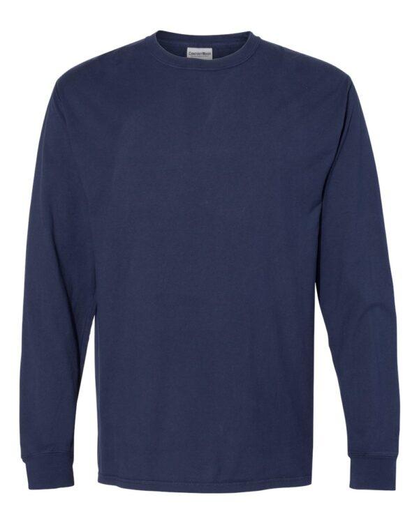 ComfortWash by Hanes Garment-Dyed Long Sleeve T-Shirt