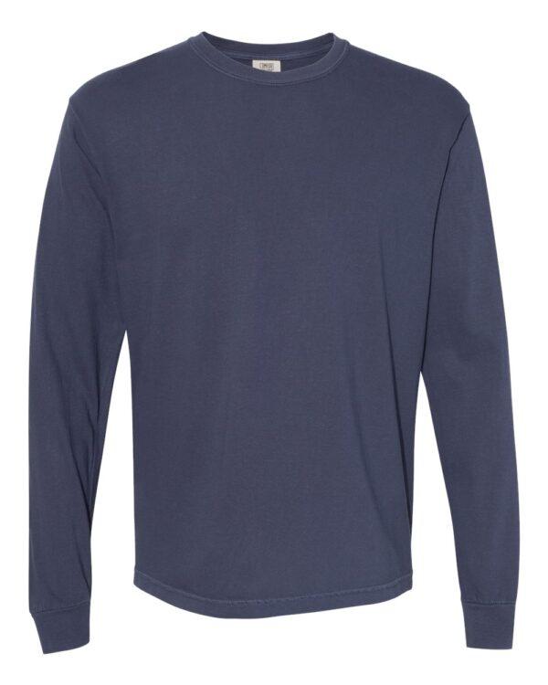 Comfort Colors Garment-Dyed Heavyweight Long Sleeve T-Shirt