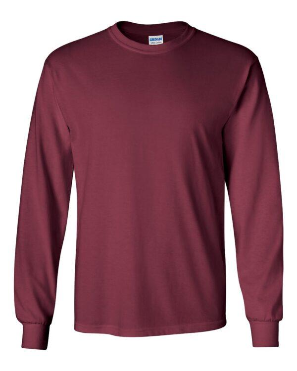 Gildan Ultra Cotton® Long Sleeve T-Shirt