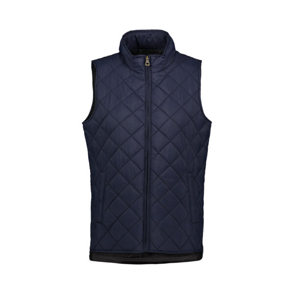 MV Sports Weatherproof Vintage Ladies Diamond Quilt Vest