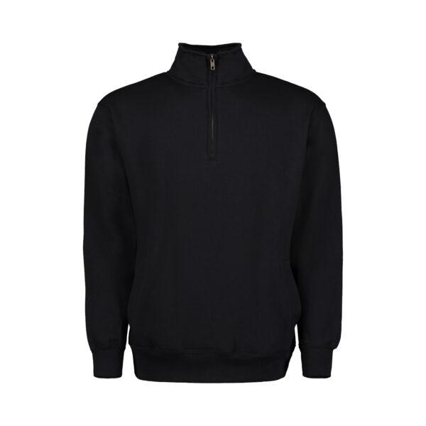 MV Sports Fundamental Fleece Quarter Zip Sweatshirt