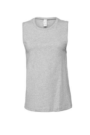 BELLA + CANVAS Women's Jersey Muscle Tank