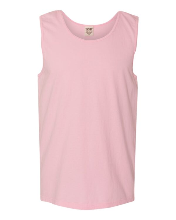 Comfort Colors Garment-Dyed Heavyweight Tank Top