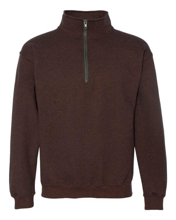 Gildan Vintage Quarter-Zip Sweatshirt