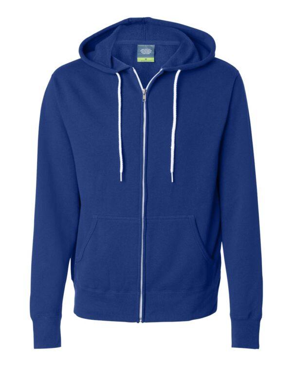 Independent Unisex Zip Hooded Sweatshirt