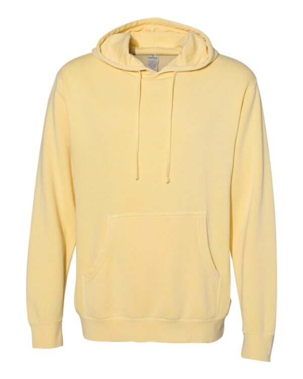 Independent Heavyweight Pigment-Dyed Hooded Sweatshirt