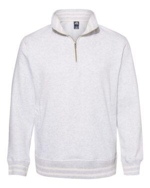 J. America Relay Fleece Quarter-Zip Sweatshirt