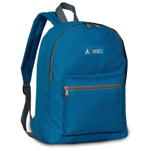 Basic Backpack Dark Teal