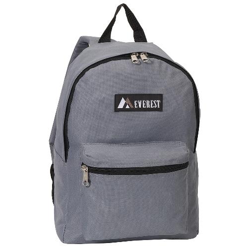 Basic Backpack Gray