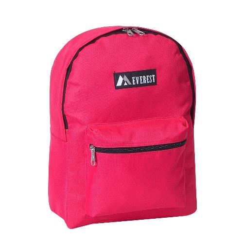 Basic Backpack Hot Pink