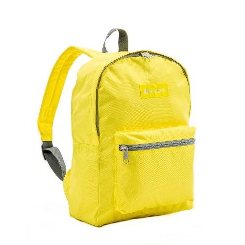 Basic Backpack Lemon