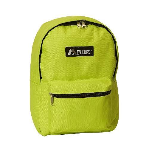 Basic Backpack Lime