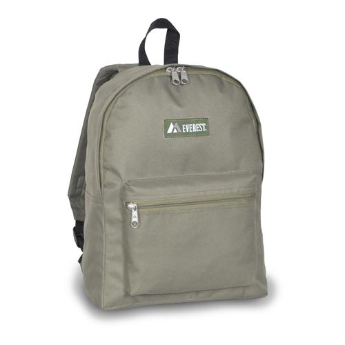 Basic Backpack Olive
