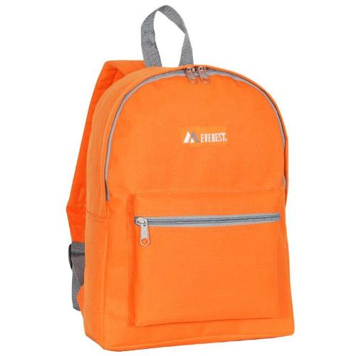 Basic Backpack Orange