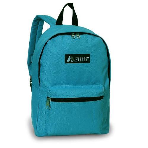 Basic Backpack Turquoise