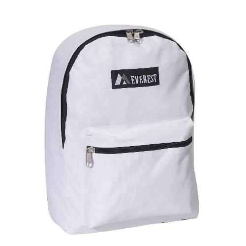 Basic Backpack White