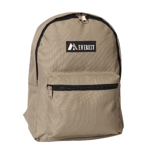 Basic Backpack Khaki