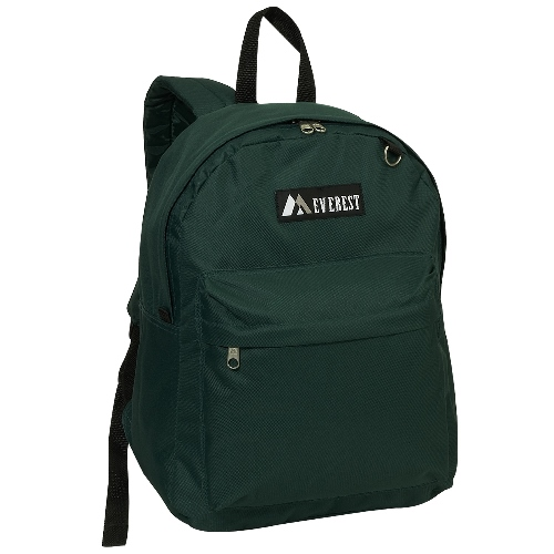 Classic Backpack Dark Green