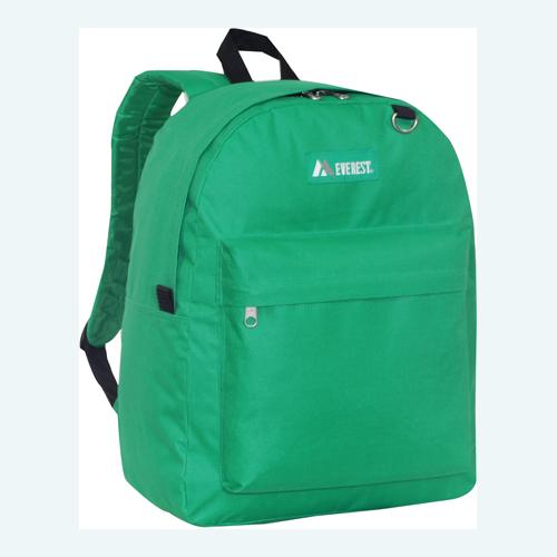 Classic Backpack Emerald Green