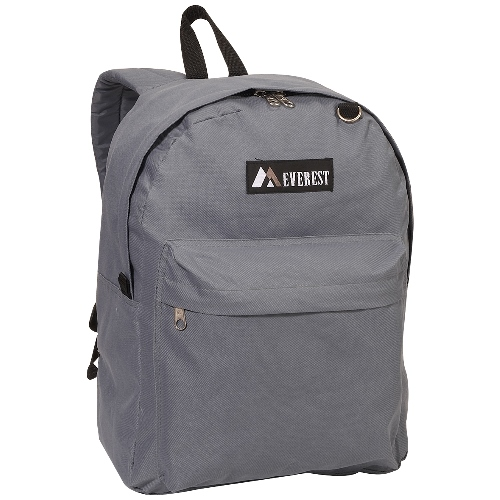 Classic Backpack Gray
