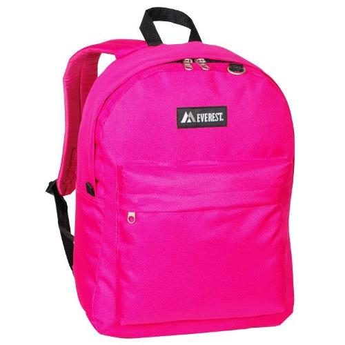 Classic Backpack Hot Pink