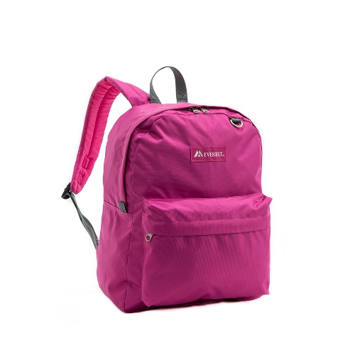 Classic Backpack Magenta Orchid