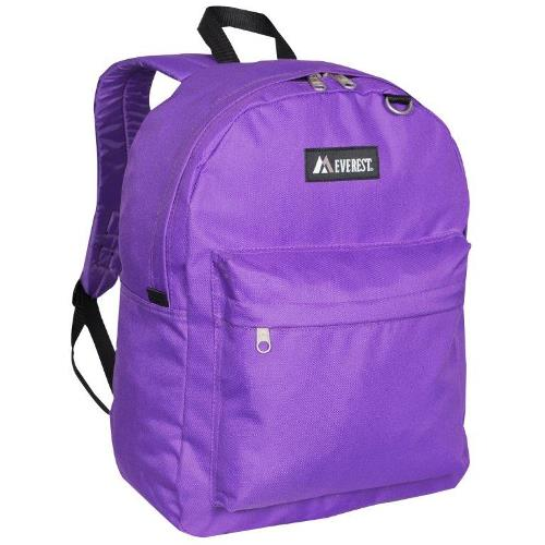 Classic Backpack Purple