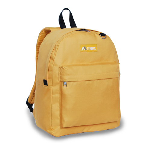 Classic Backpack Yellow