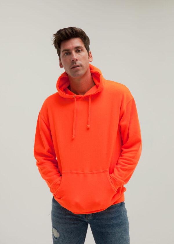 Unisex Comfort Pullover Hoodie