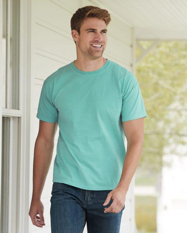 ComfortWash by Hanes Garment-Dyed T-Shirt