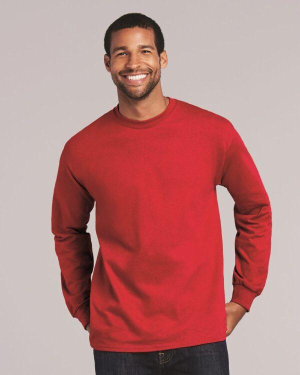 Ultra Cotton® Long Sleeve T-Shirt