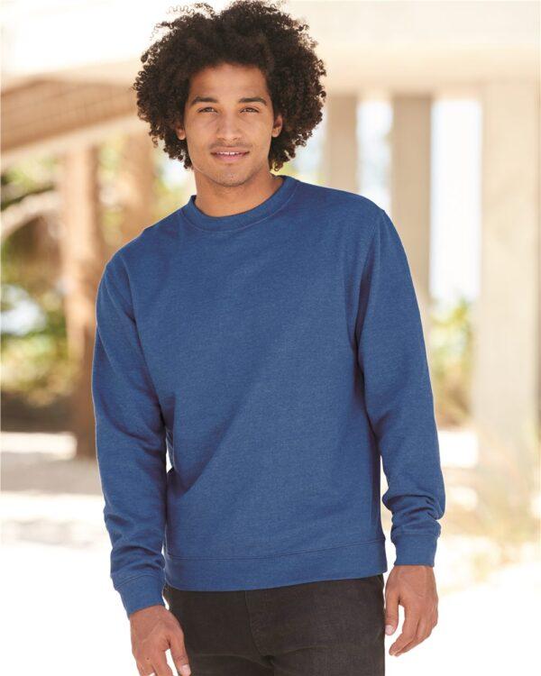 Midweight Crew-Neck Sweatshirt