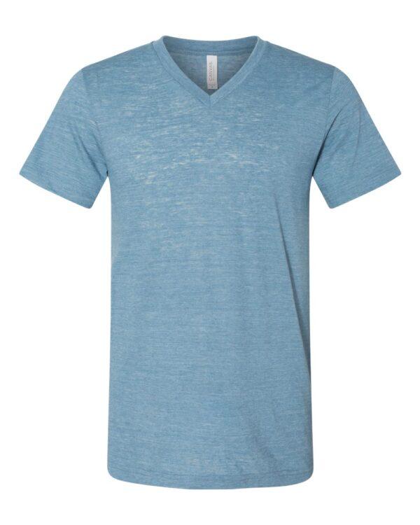 BELLA + CANVAS Unisex Jersey V-Neck T-Shirt