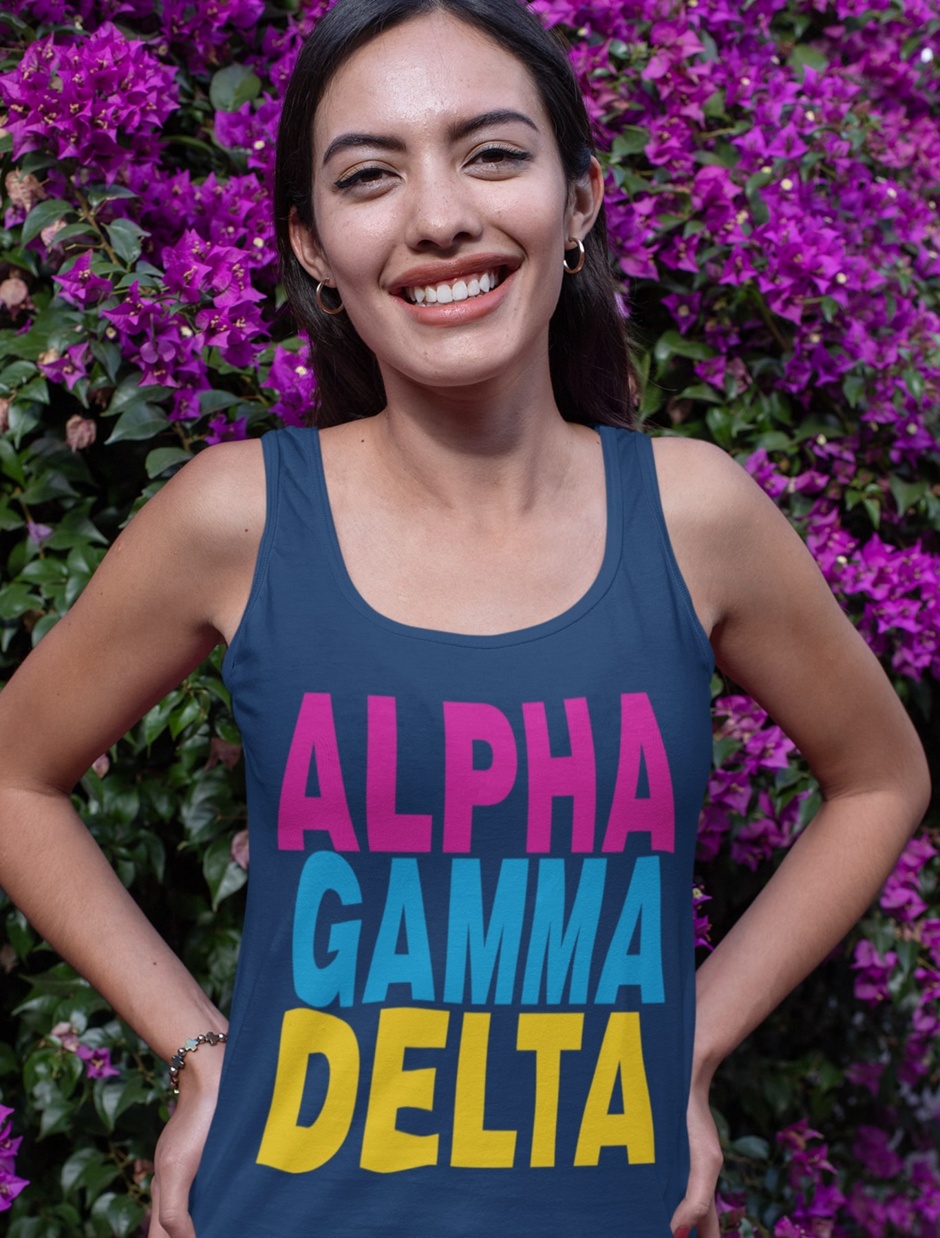 Alpha Gamma Delta ADG LARGE