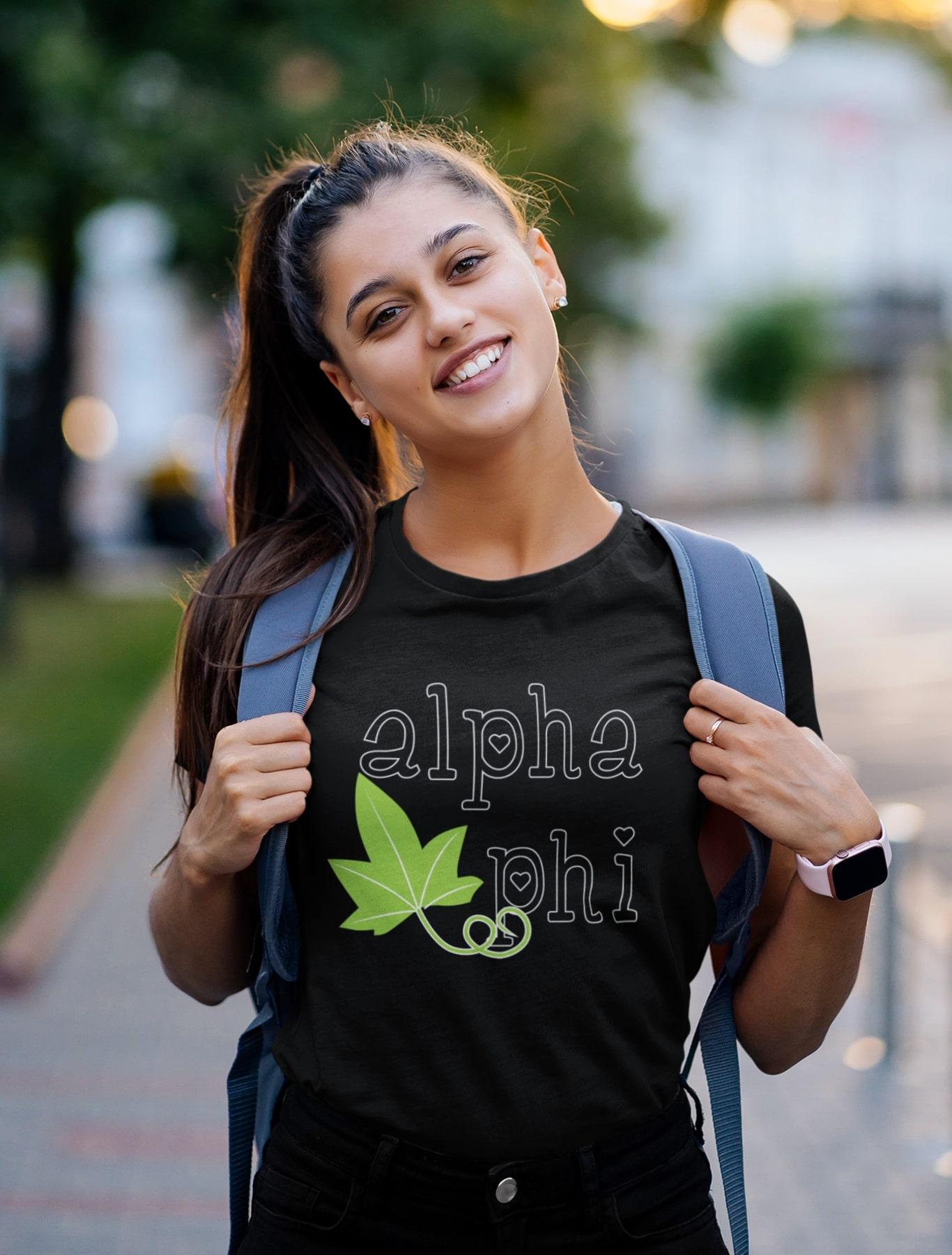 Alpha Phi Ivy