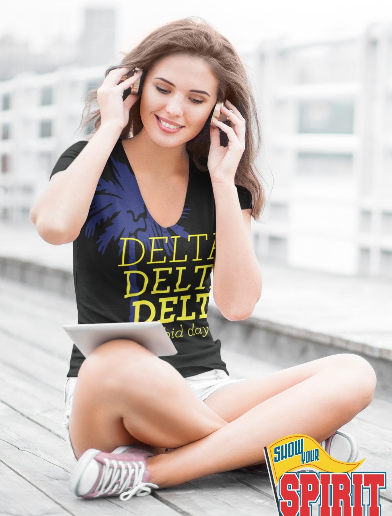 Delta Delta Delta Palm 2