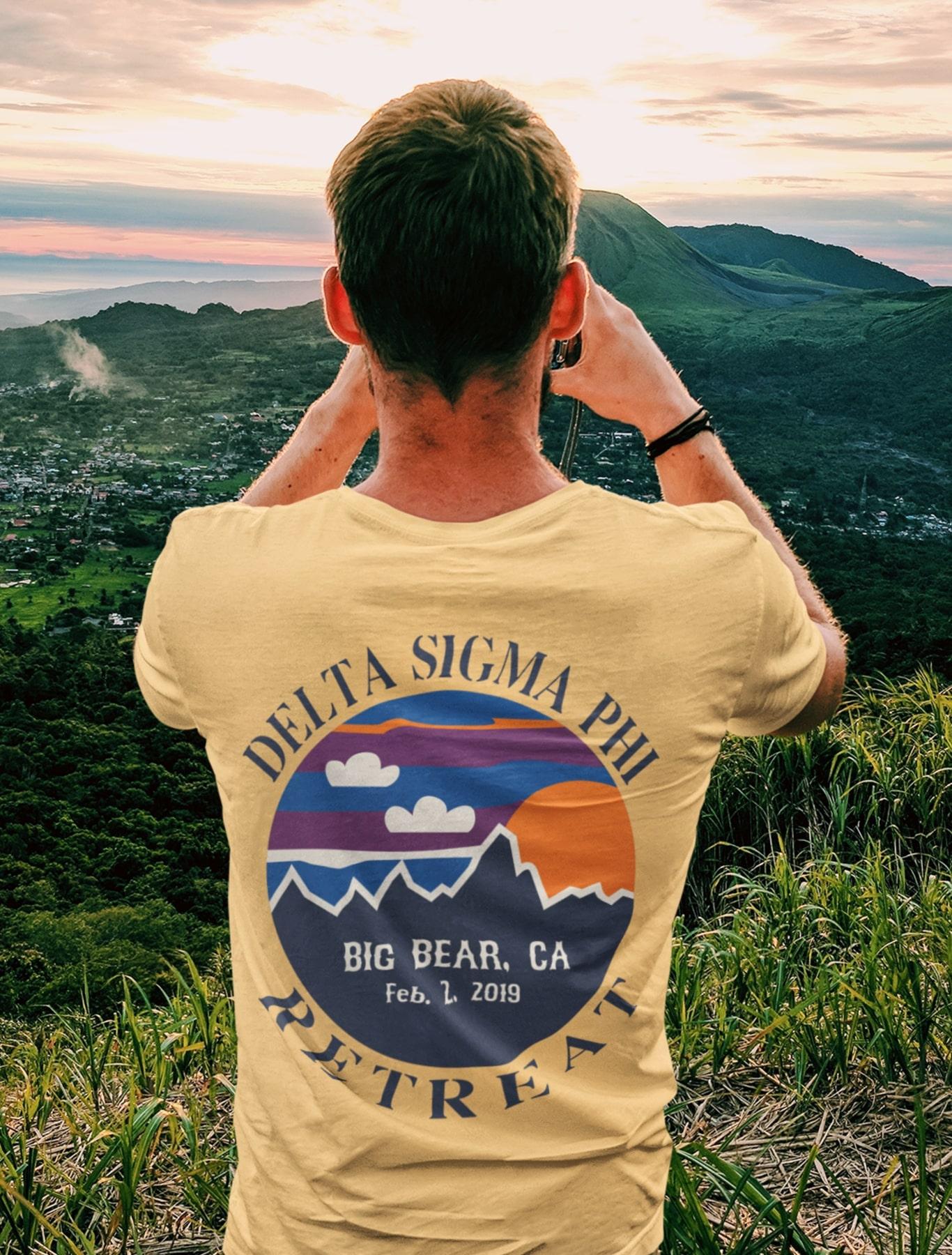 Delta Sigma Pi Mountains 2