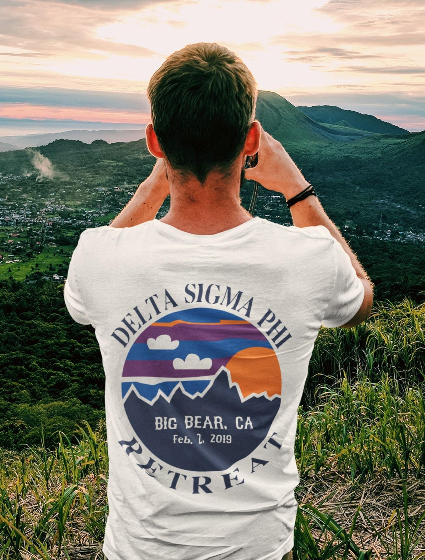 Delta Sigma Pi Mountains