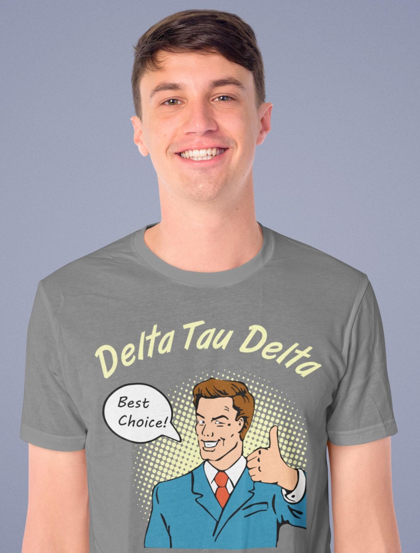 Delta Tau Delta Best Choice