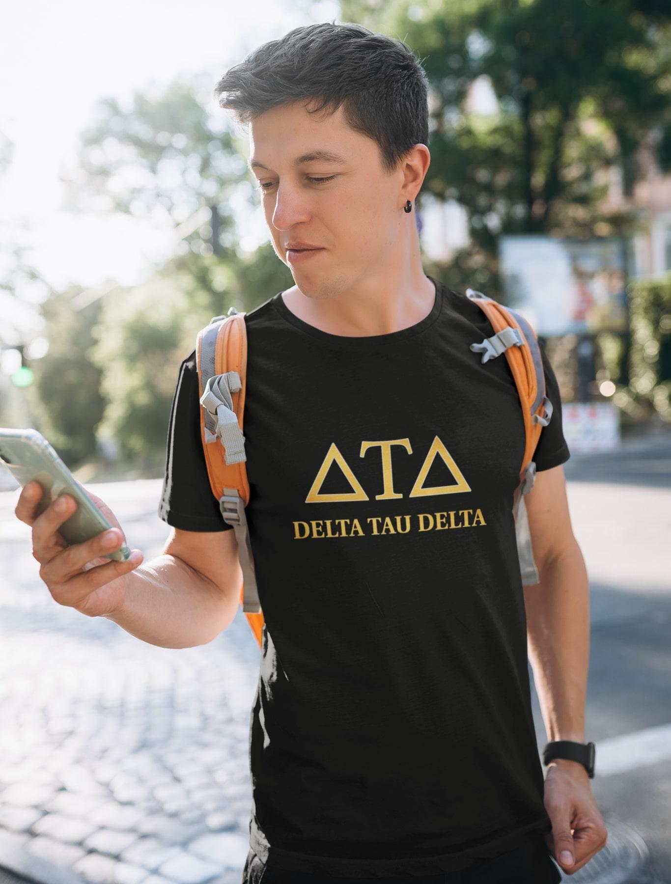 Delta Tau Delta DTD