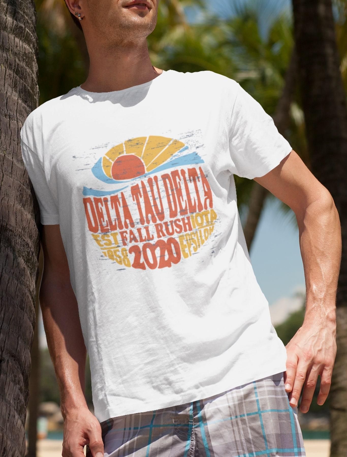 Delta Tau Delta Sun