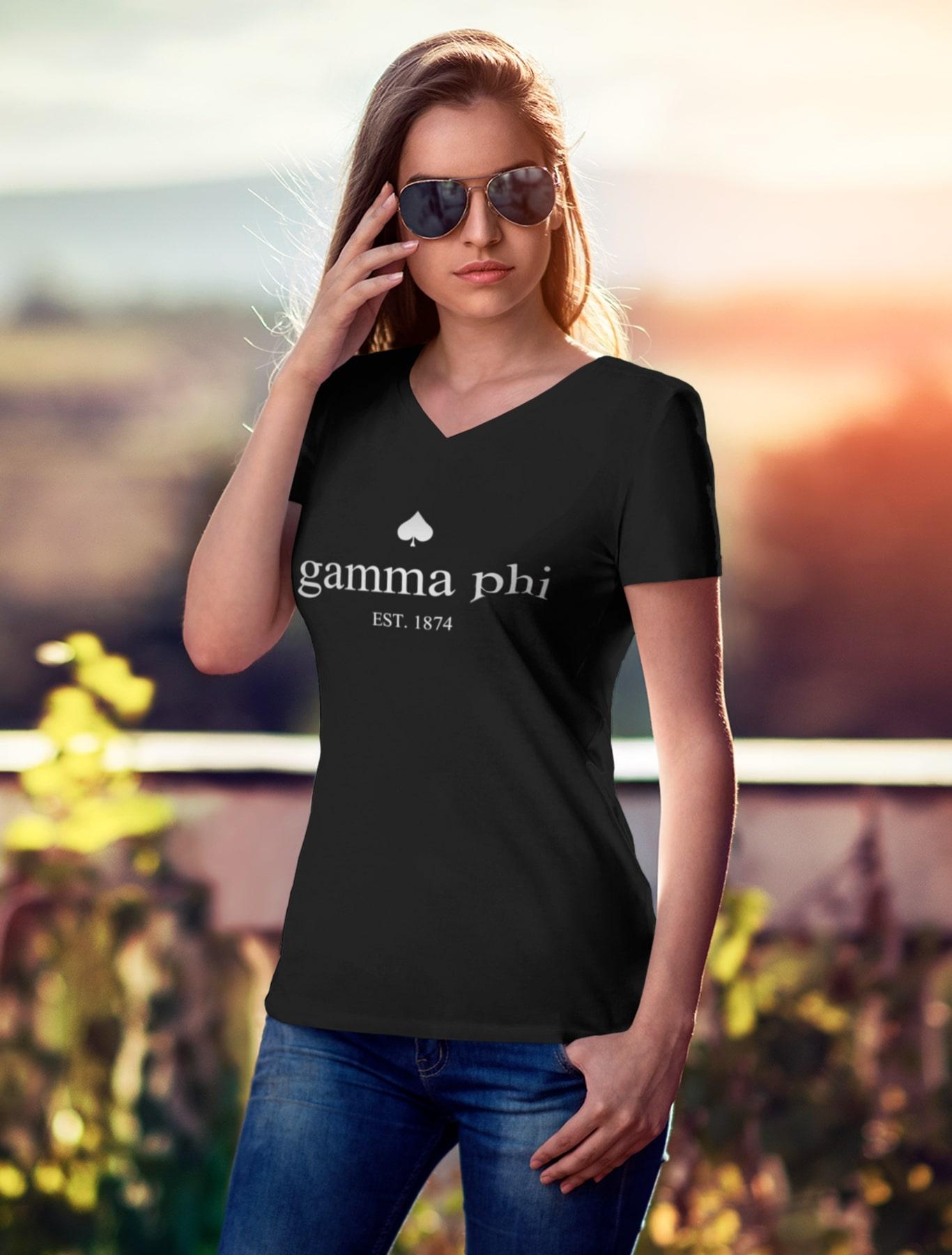 Gamma Phi Beta Kate Spade