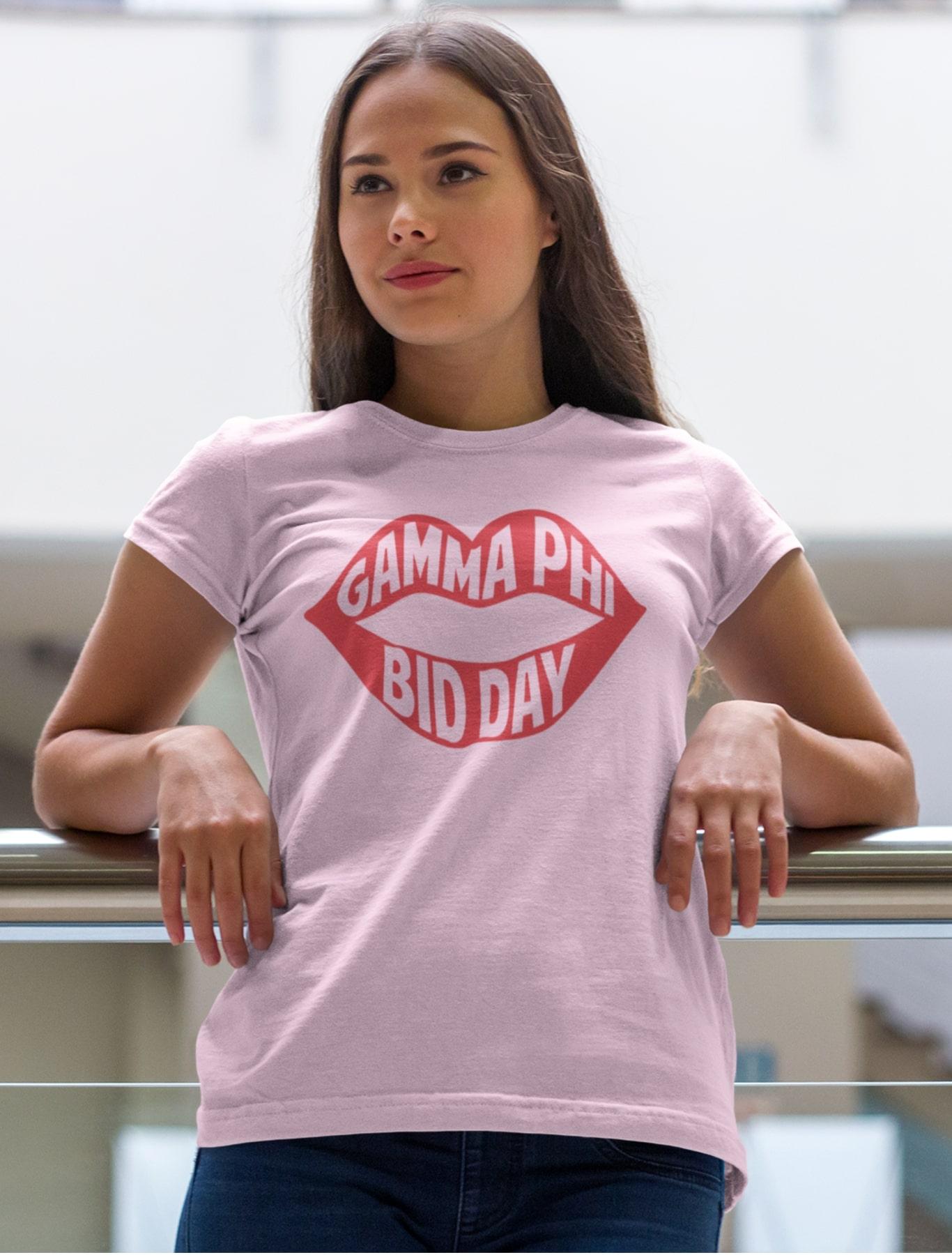 Gamma Phi Beta Lips