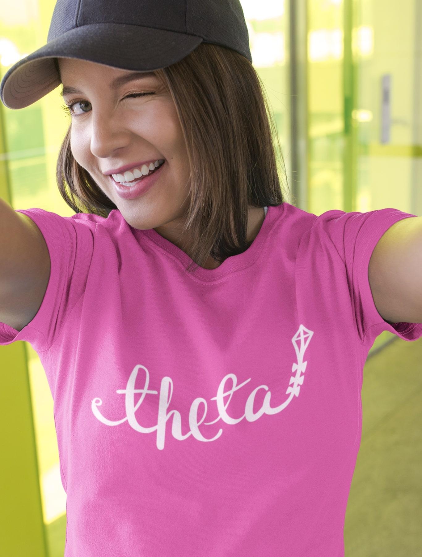 Kappa Alpha Theta-Theta