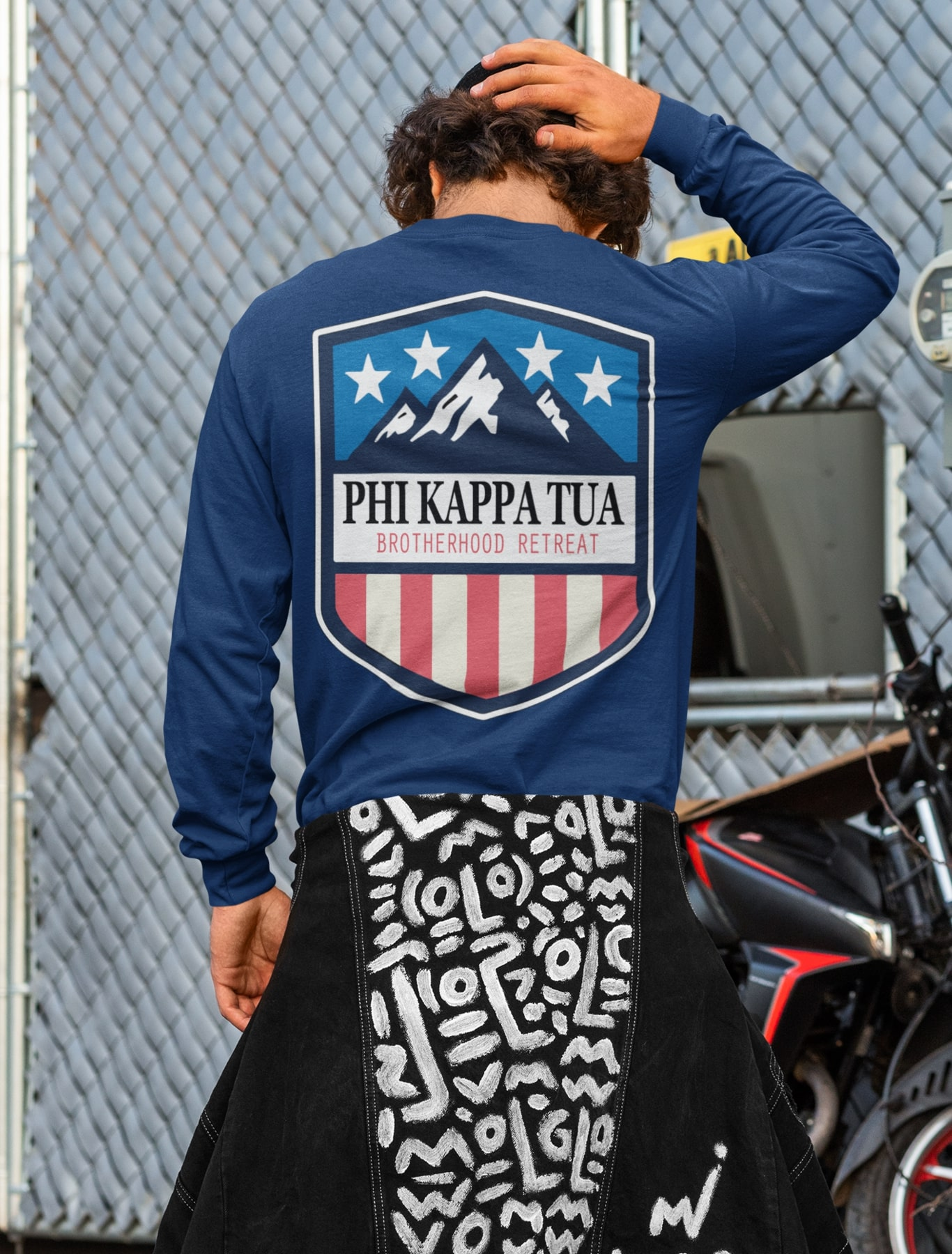 Phi Kappa Tau Flag