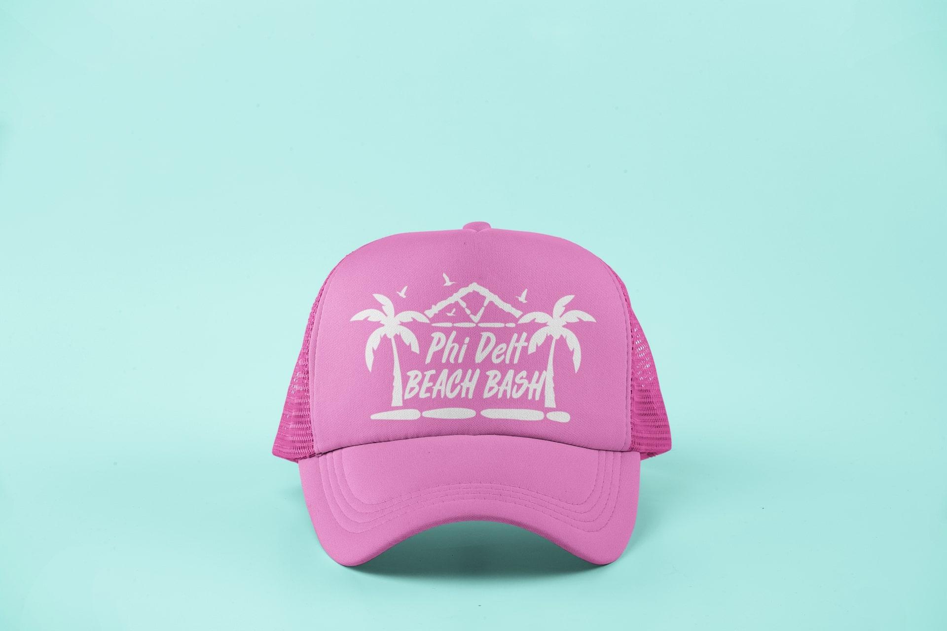 Phi delta theta Hat Beach Bash