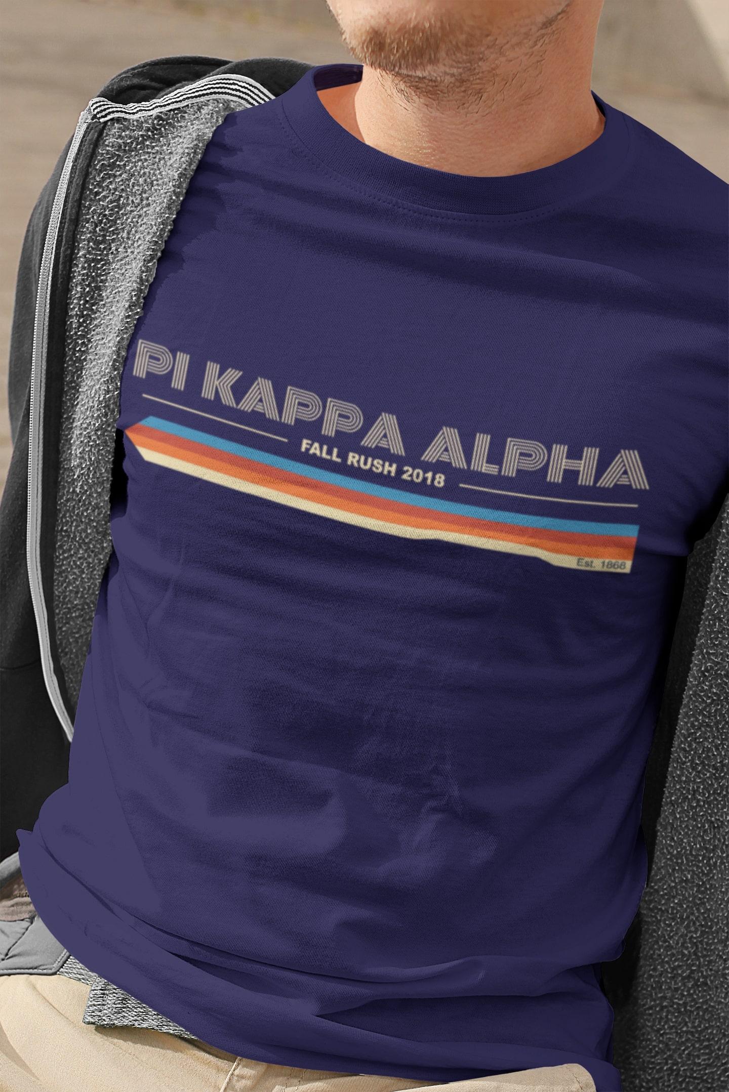 Pi Kappa Alpha Rainbow